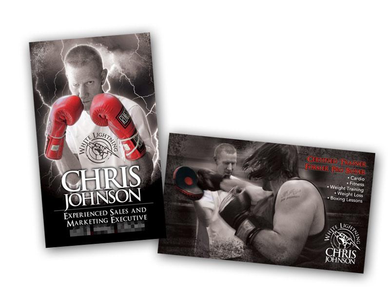 Boxingcard